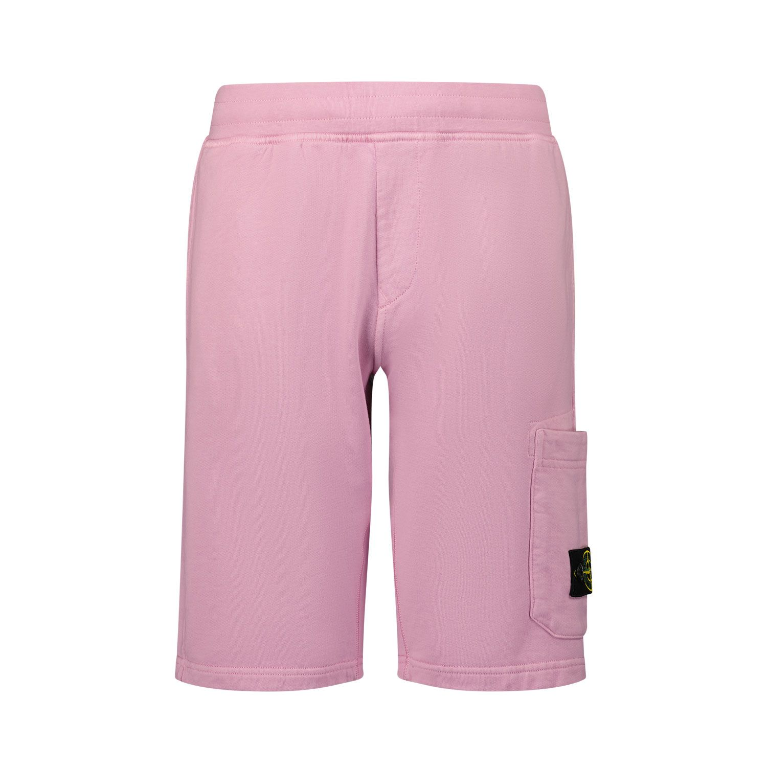 Picture of Stone Island 61840 kids shorts lilac