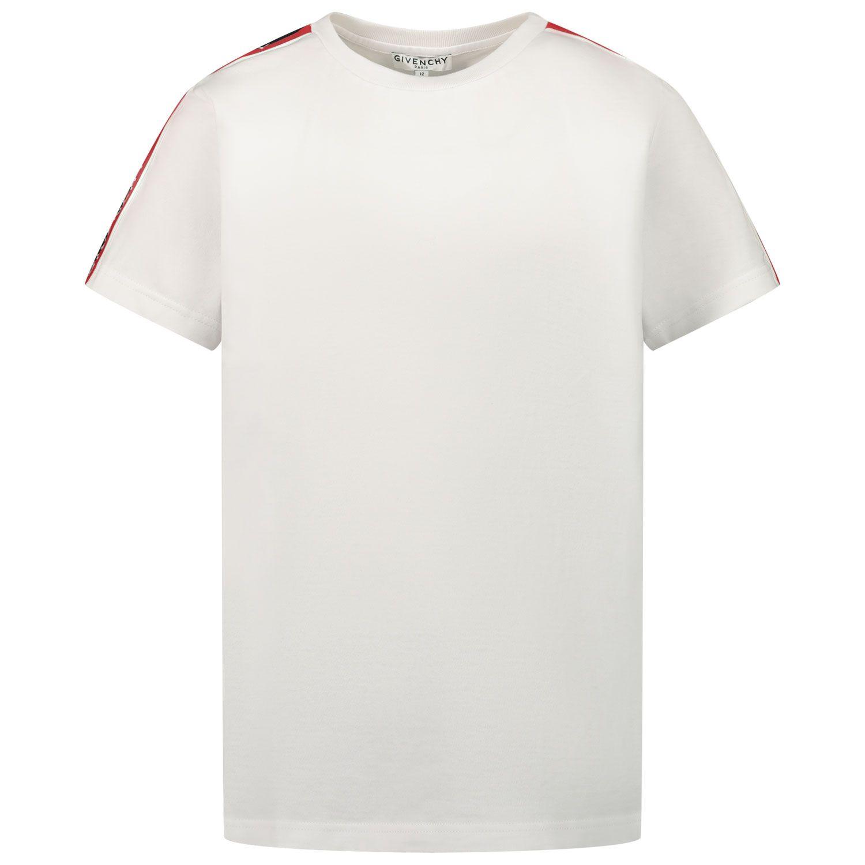 Bild von Givenchy H25246 Kindershirt Weiß