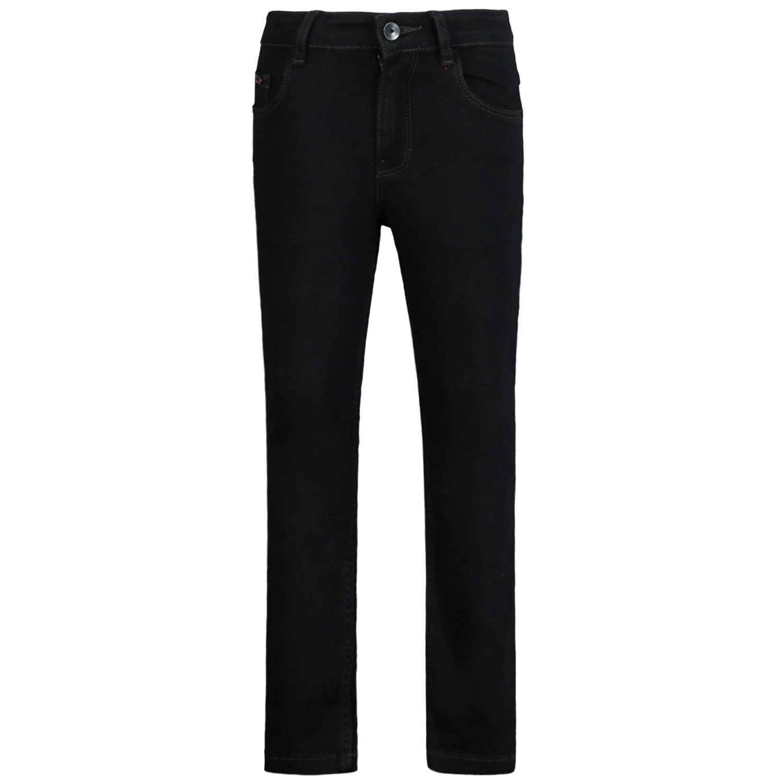 Picture of Boss J24670 kids jeans black