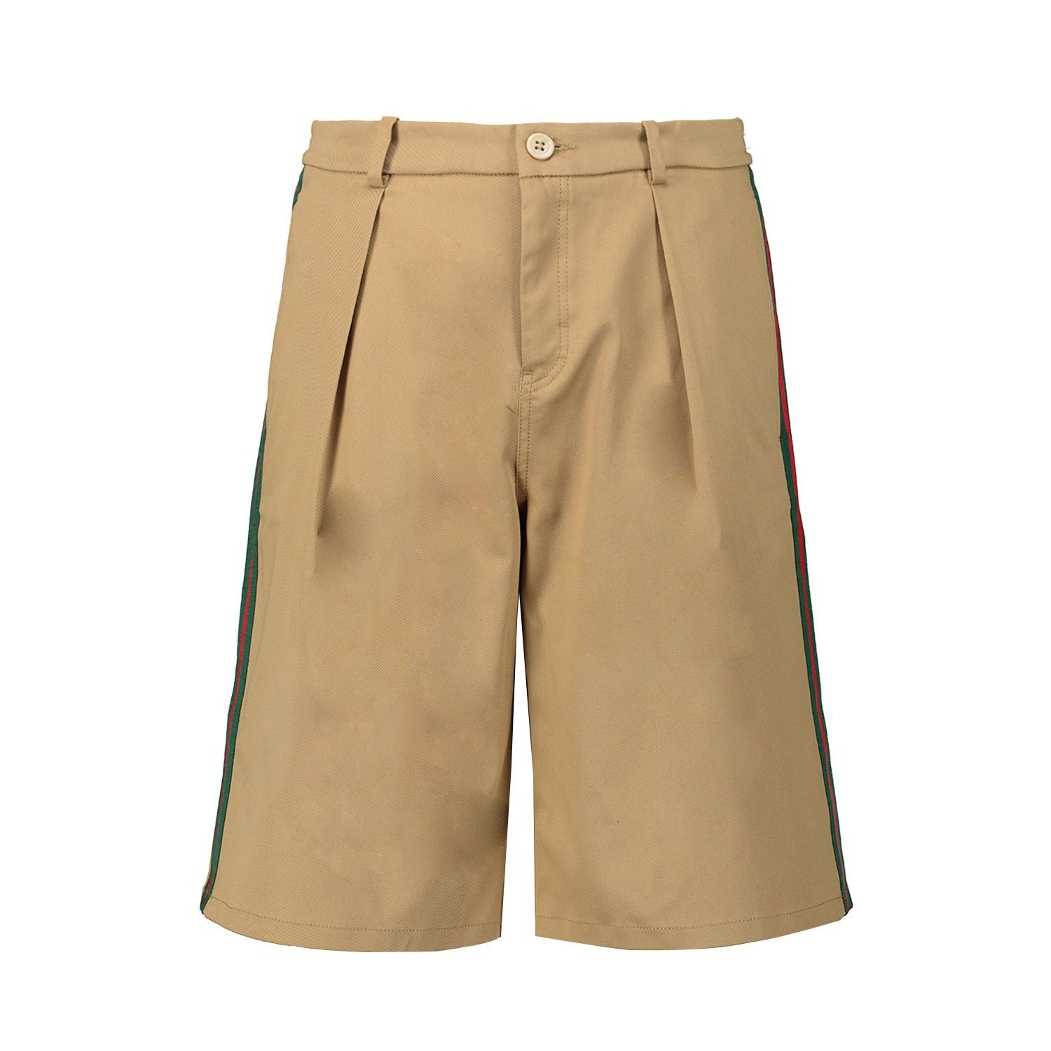 Picture of Gucci 600269 kids shorts beige