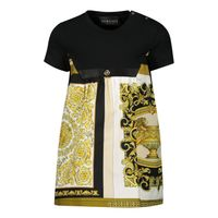 Picture of Versace 1000056 baby dress black