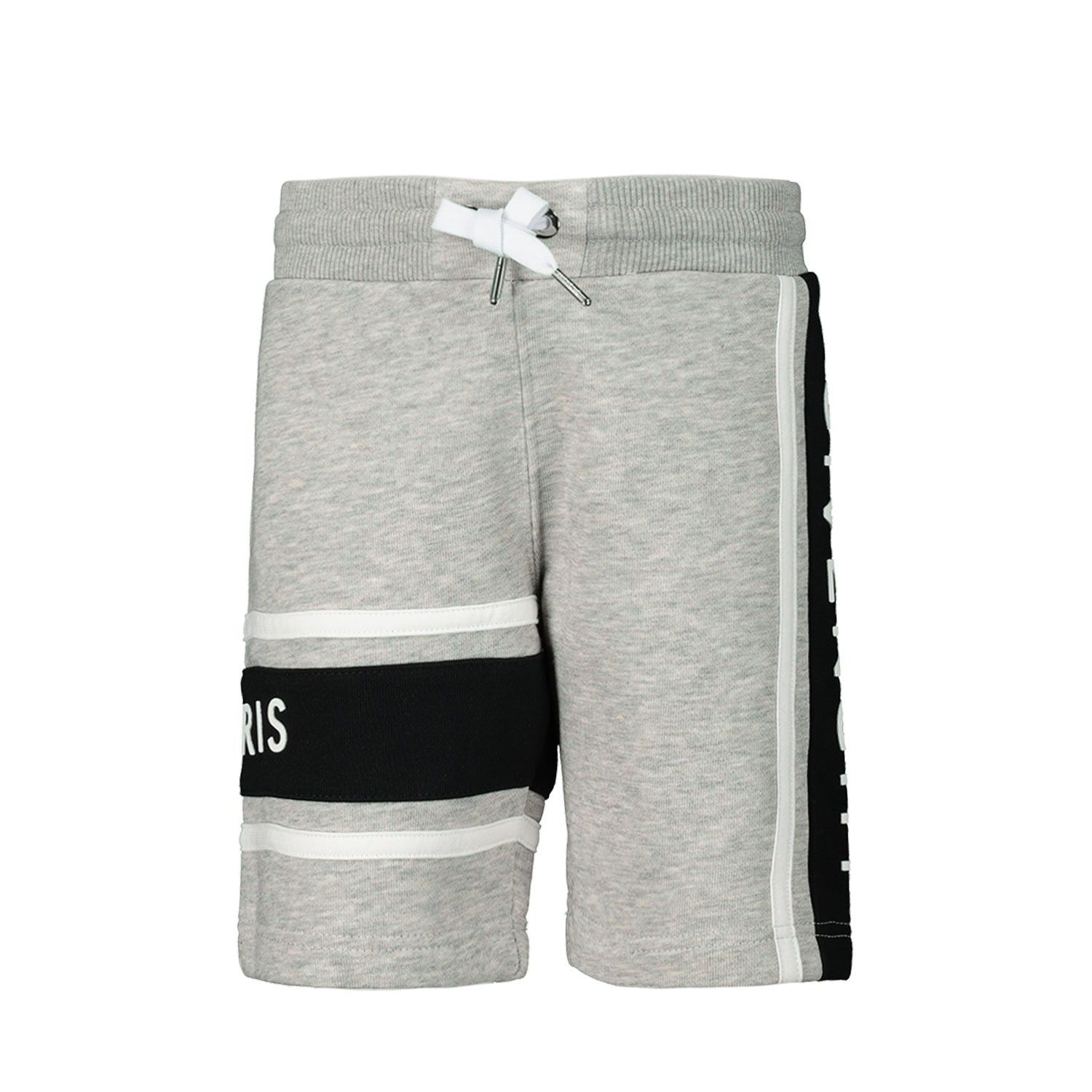 Picture of Givenchy H04069 baby shorts grey