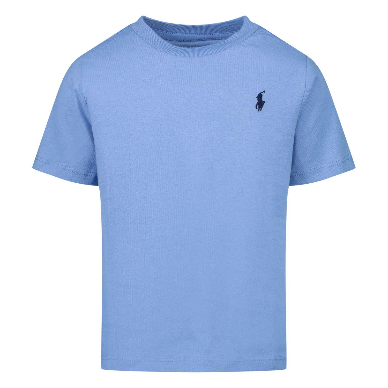 Afbeelding van Ralph Lauren 320832904 baby t-shirt blauw
