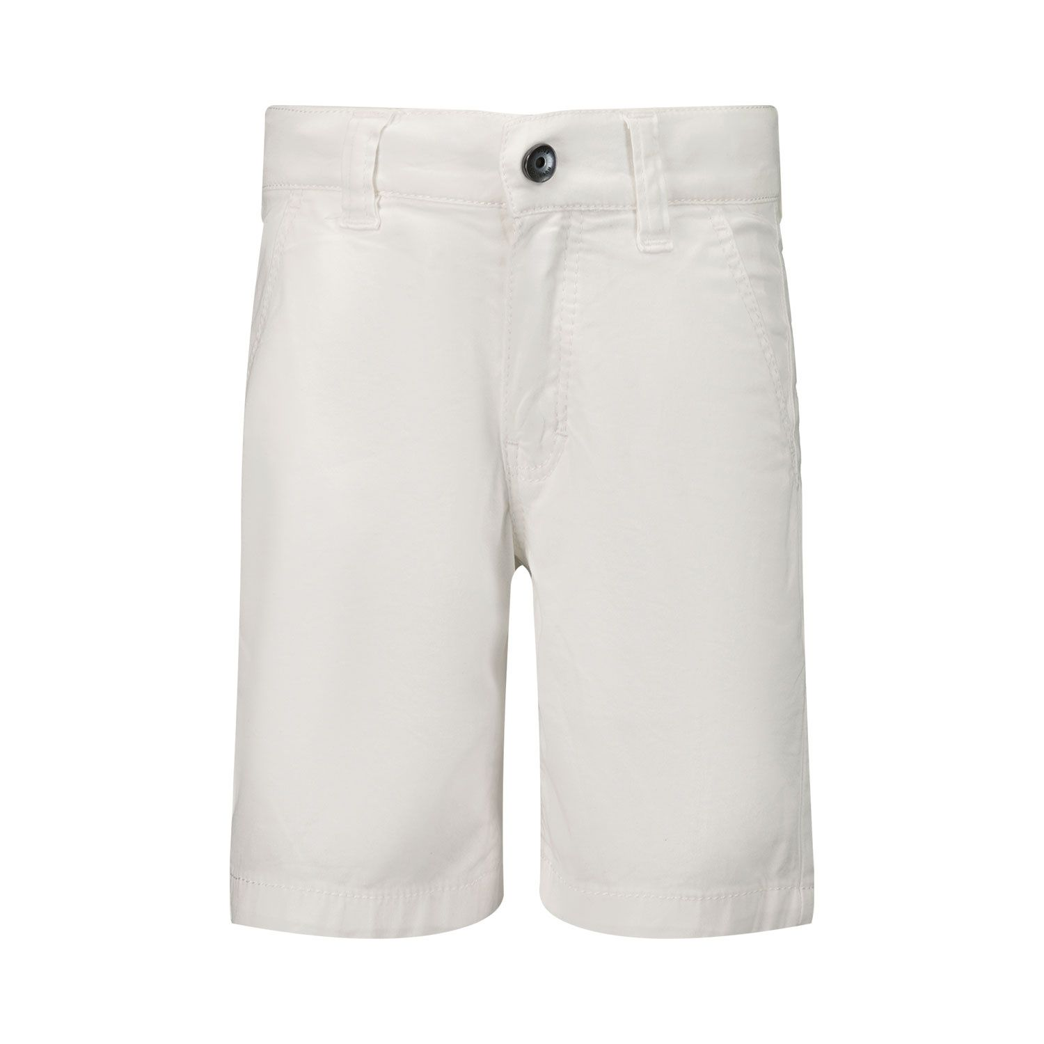 Picture of Boss J04390 baby shorts white