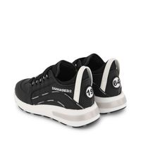 Picture of Dsquared2 67049 kids sneakers black
