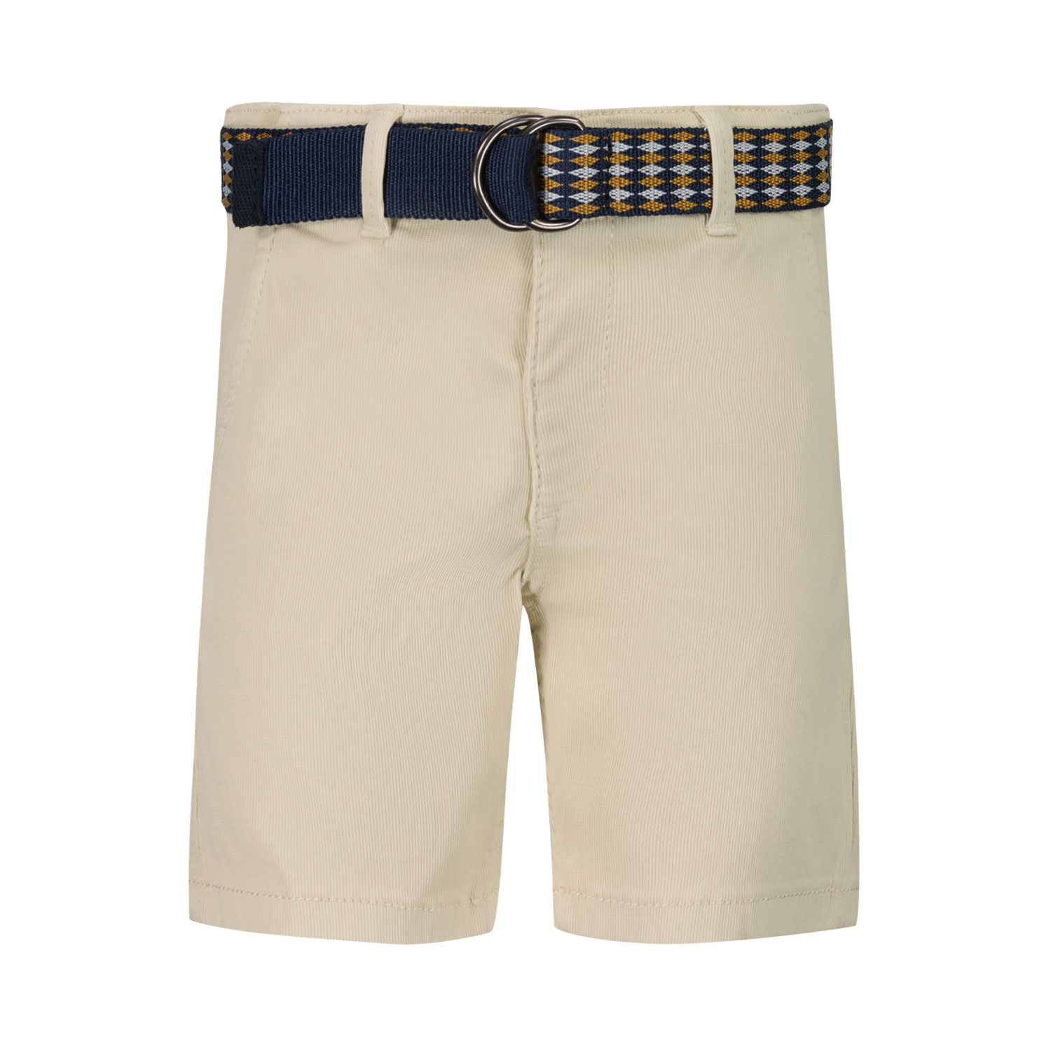 Picture of Mayoral 1238 baby shorts light beige