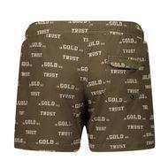Bild von in Gold We Trust CHAIN EMBROIDERY SWIMSHORT Kinderschwimmbekleidung Grün