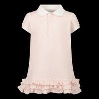 Picture of Ralph Lauren 310833389 baby dress light pink