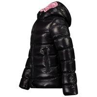Picture of Moncler 1A20010 kids jacket black