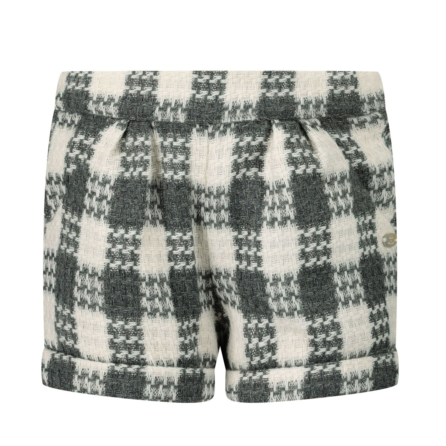Picture of Tartine et Chocolat TR26021 baby shorts grey