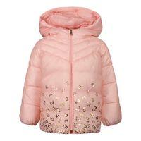 Picture of Liu Jo KF1028 baby coat light pink