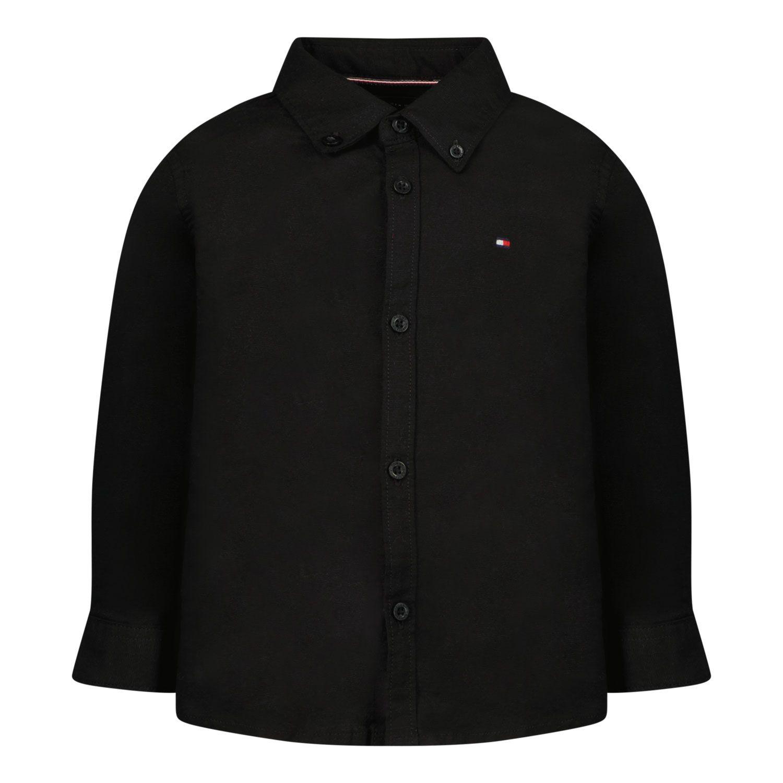 Picture of Tommy Hilfiger KB0KB06942B baby blouse black