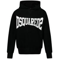 Picture of Dsquared2 DQ0071 kids sweater black