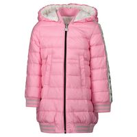 Picture of Moncler 1C50110 baby coat pink