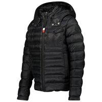 Picture of Moncler 1A51N20 kids jacket black