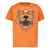 Bild von Kenzo K05037 Baby-T-Shirt Orange