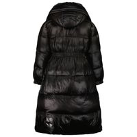 Picture of MonnaLisa 178113ST kids jacket black