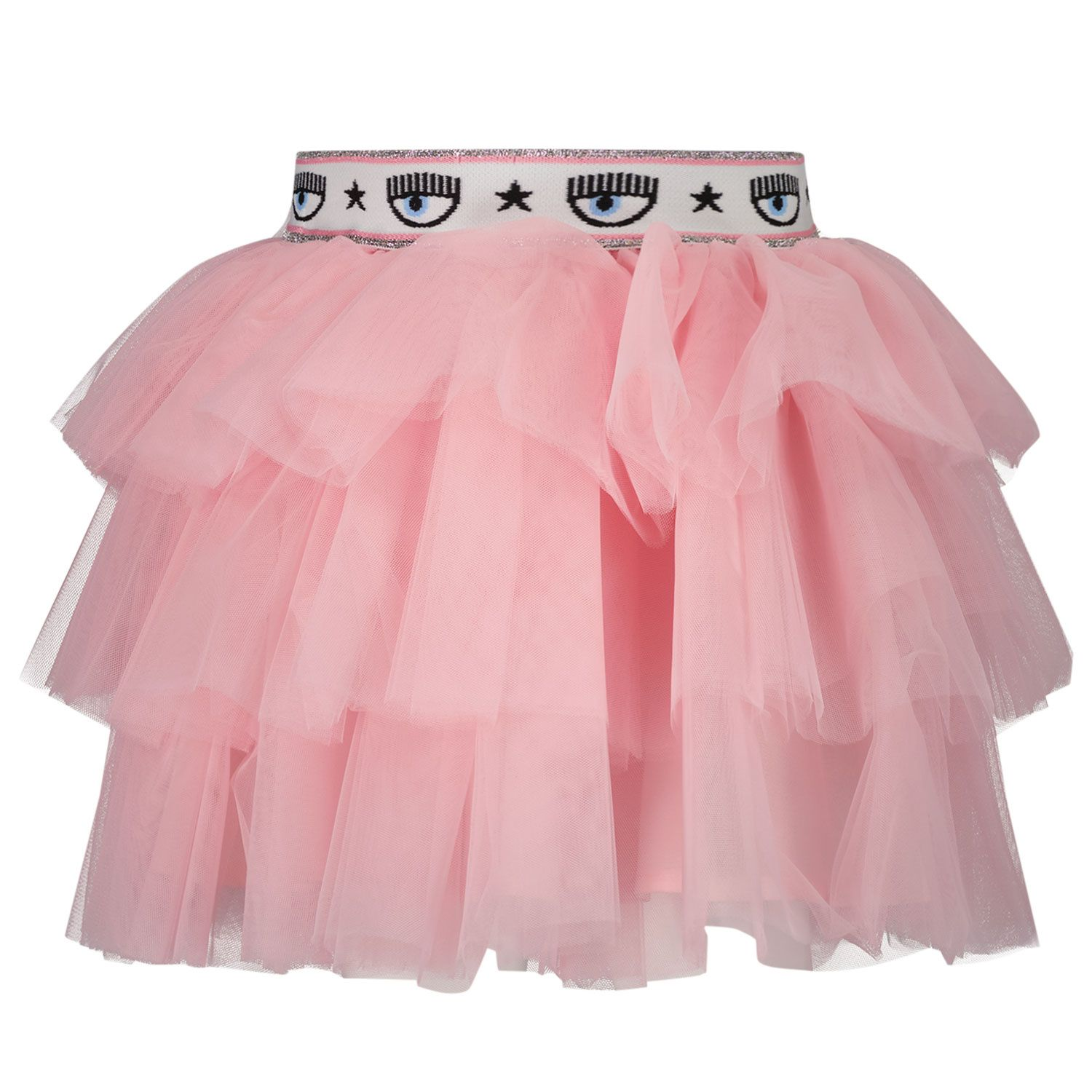 Picture of Chiara Ferragni 538701 baby skirt pink