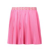 Picture of Guess K02D11 baby skirt fuchsia