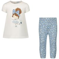 Picture of Mayoral 1714 baby set light blue