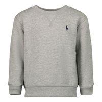 Picture of Ralph Lauren 772102 baby sweater grey