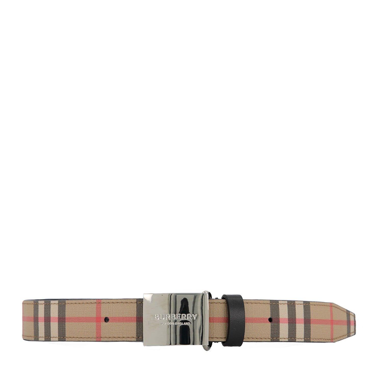 Picture of Burberry 8018507 kids belt beige