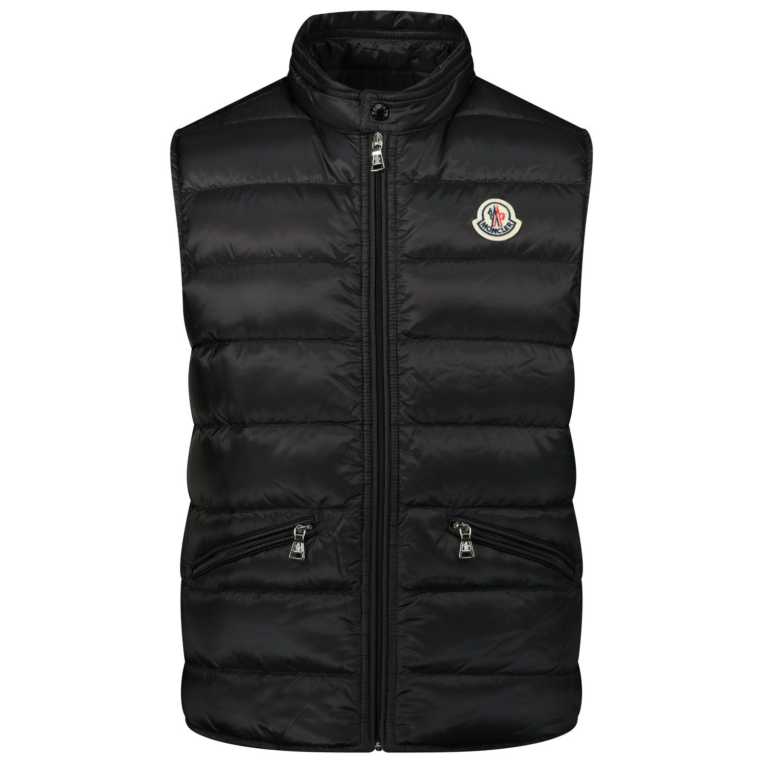 Picture of Moncler 1A11120 kids bodywarmer black