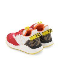 Picture of Fendi JMR362 AEGQ kids sneakers red