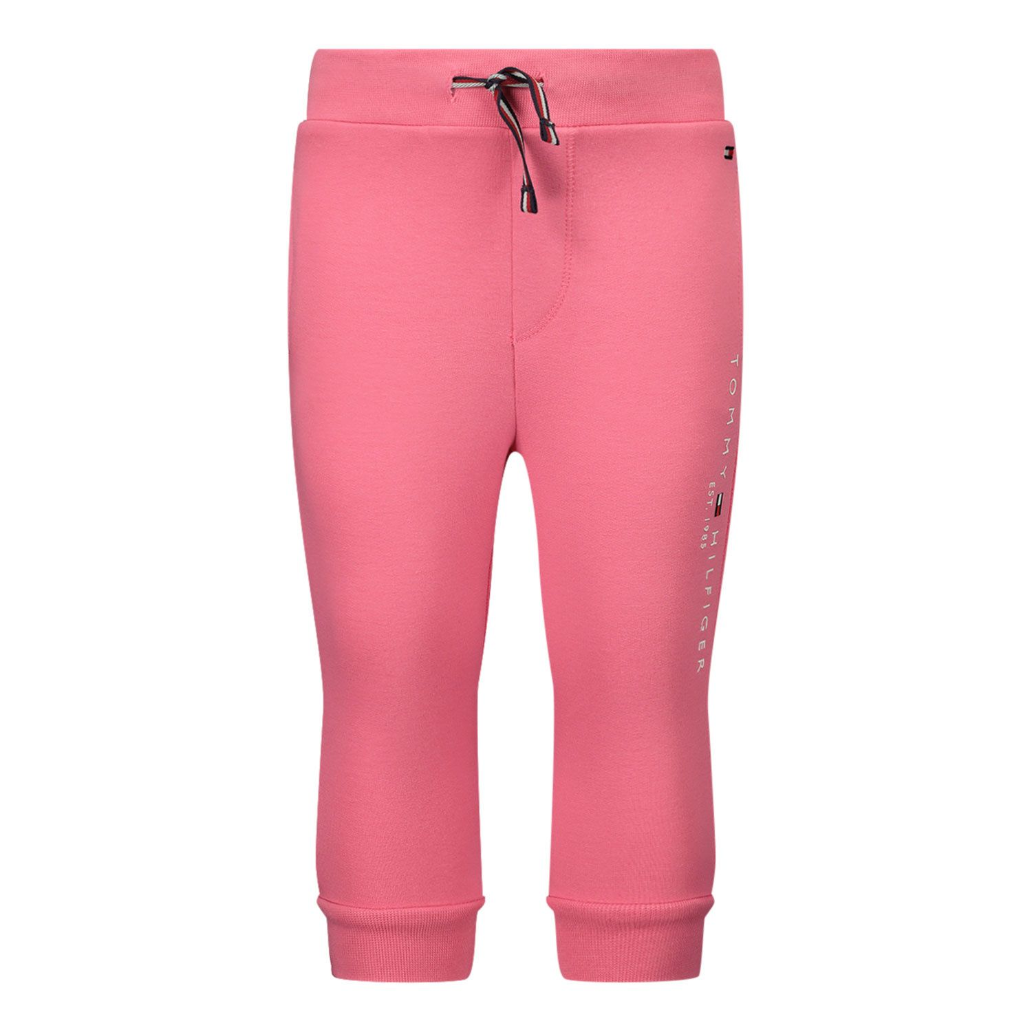 Picture of Tommy Hilfiger KN0KN01281 baby pants pink