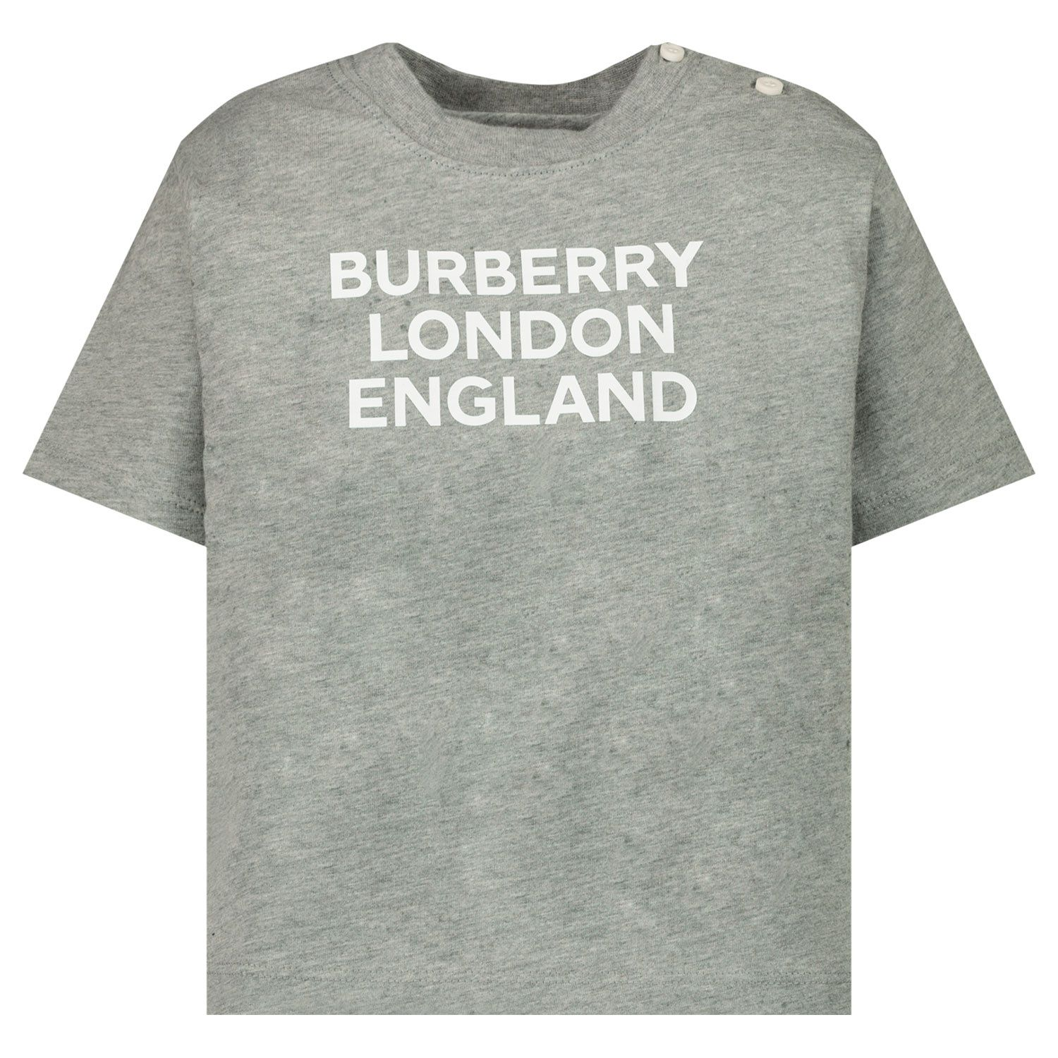 Picture of Burberry 8028814 baby shirt grey