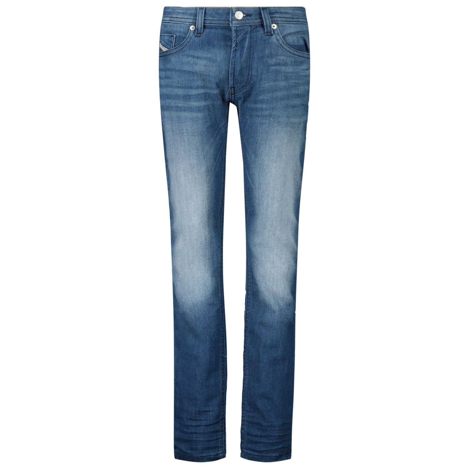 Picture of Diesel 00J3RS KXB6H kids jeans jeans