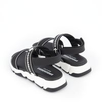 Picture of Dsquared2 67027 kids sandals black