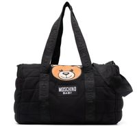 Picture of Moschino MUX03P diaper bags black