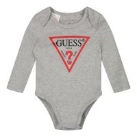 Picture of Guess H02W01 rompersuit light gray
