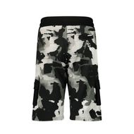 Afbeelding van Dolce & Gabbana L4JQH9 HS7E1 kinder shorts donker grijs
