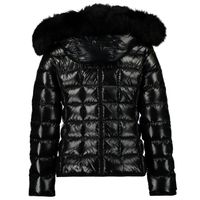 Picture of Moncler 1A54912 kids jacket black