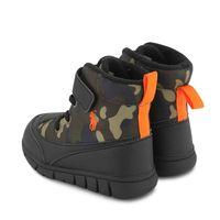 Picture of Ralph Lauren BARNES BOOT kids snowboots army