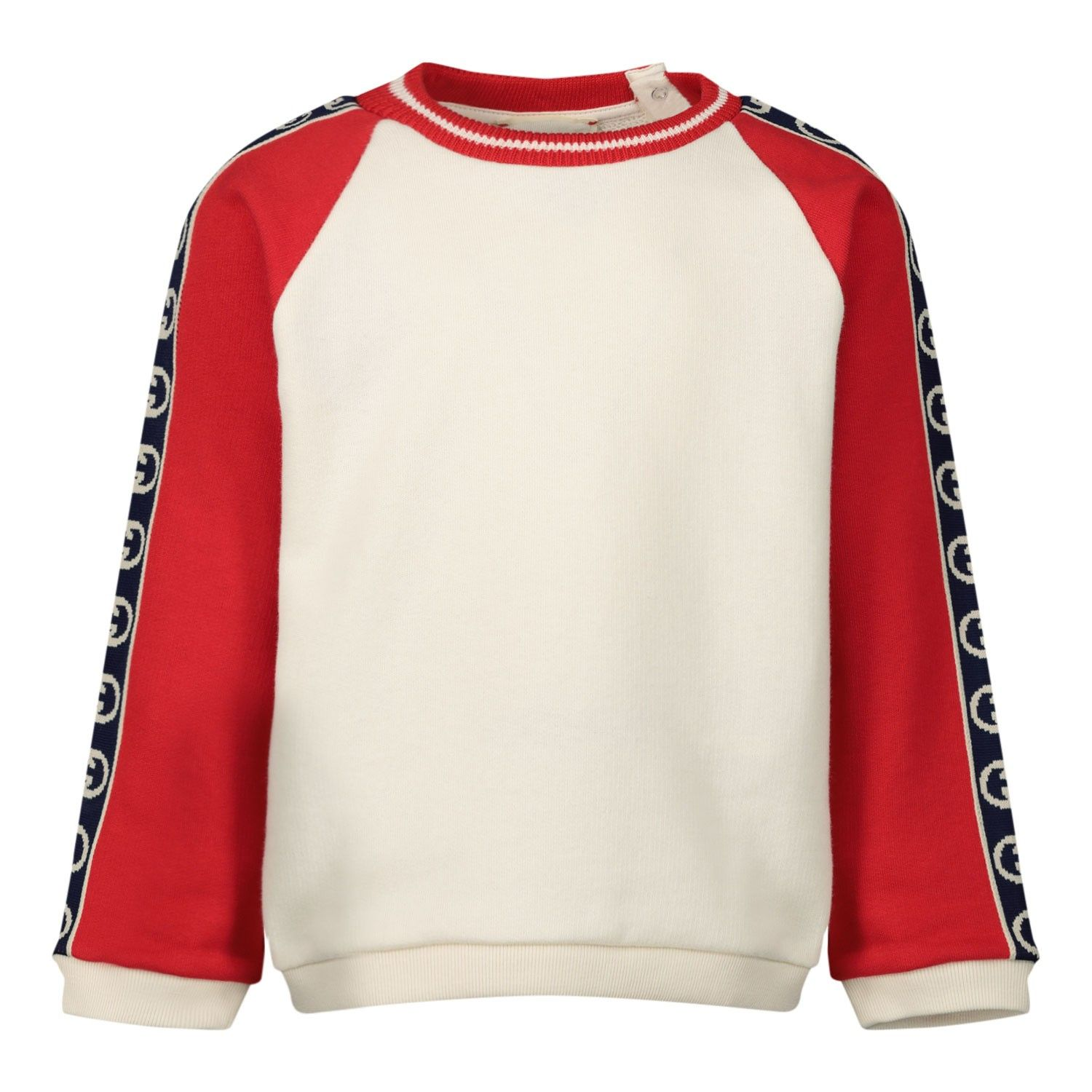 Picture of Gucci 600050 baby sweater white