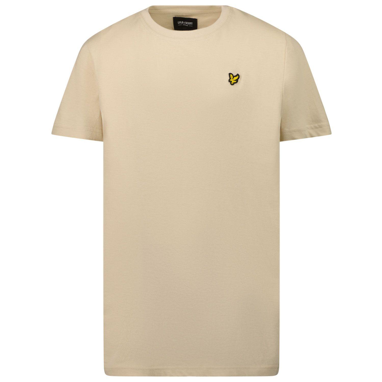 Afbeelding van Lyle & Scott LSC0003S kinder t-shirt zand