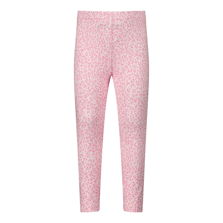 Picture of MonnaLisa 316414 baby legging light pink