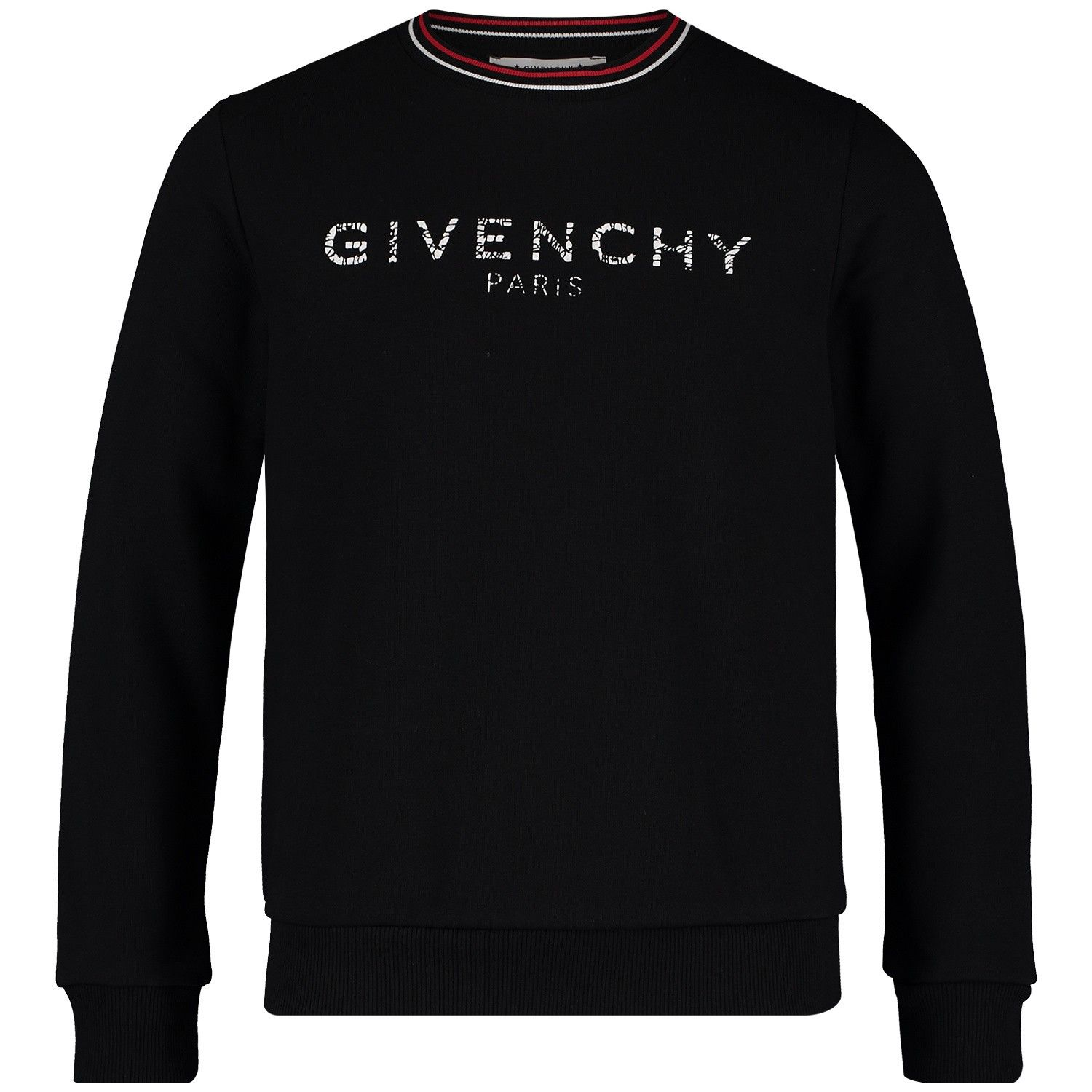 Picture of Givenchy H15100 kids sweater black