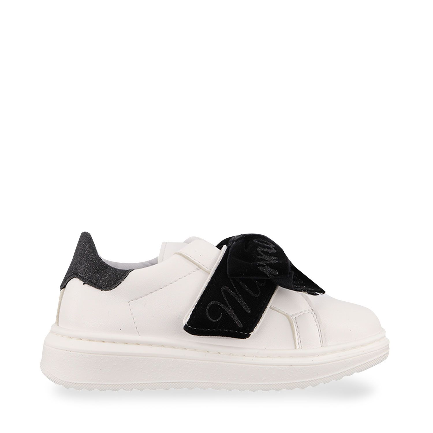Picture of MonnaLisa 8C6023 kids sneakers white