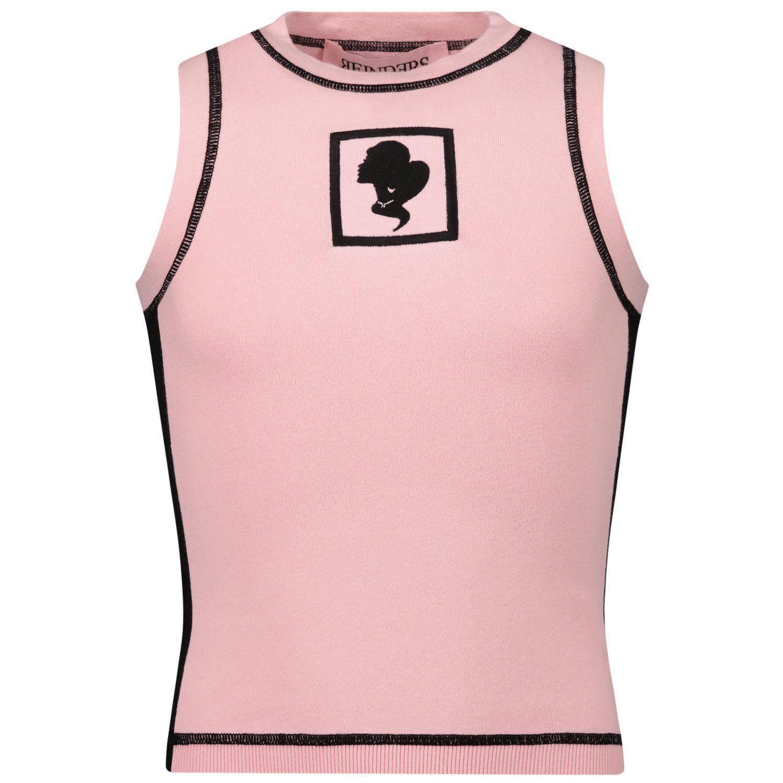 Afbeelding van Reinders G2300B kinder t-shirt licht roze