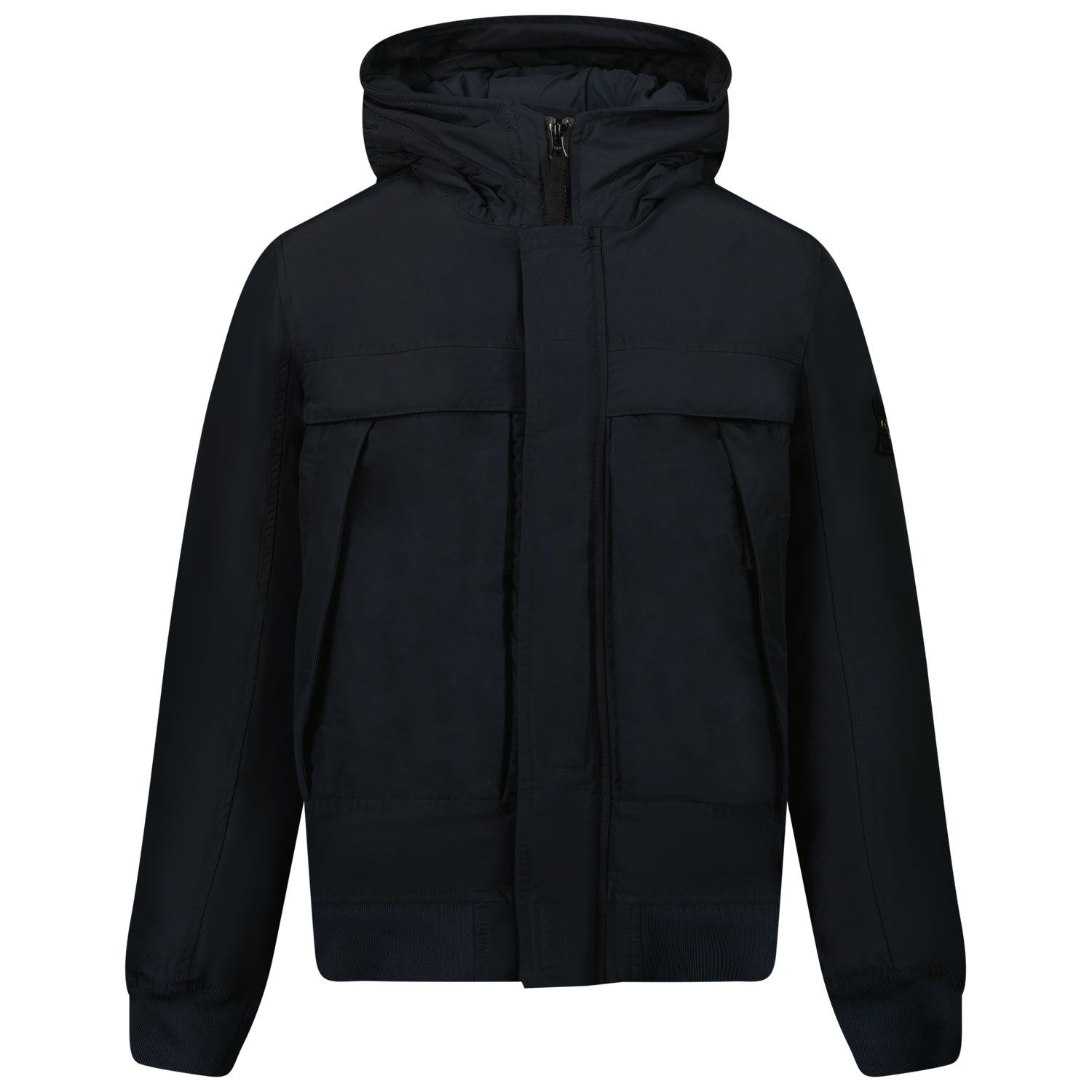 Picture of Stone Island 41032 kids jacket navy