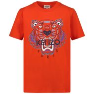 Afbeelding van Kenzo K25100 kinder t-shirt rood