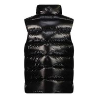 Picture of Moncler 1A52700 baby bodywarmer black