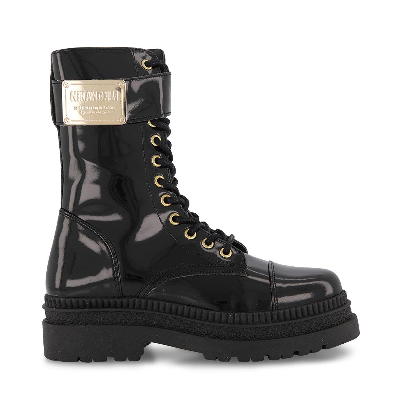 Picture of NIK&NIK G9922 kids boots black