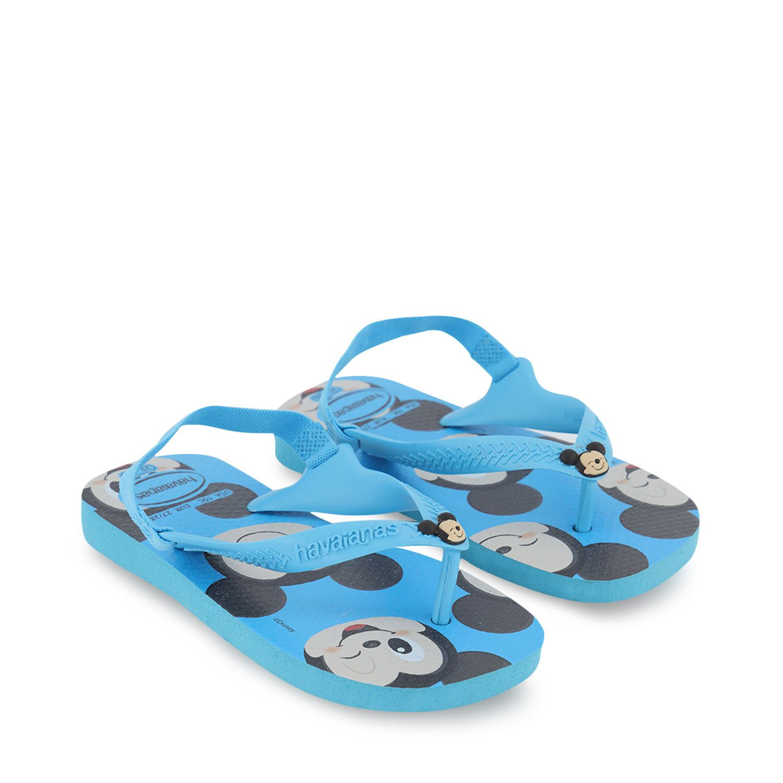 Picture of Havaianas 4137007 kids flipflops blue