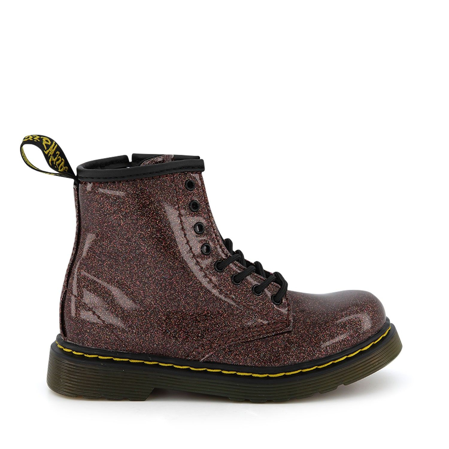 Picture of Dr. Martens 25106943 kids boots rose