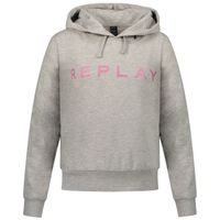 Picture of Replay SG2089 01020238 kids sweater grey